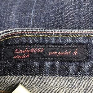 Citizens Of Humanity Jeans - COH Linda Stretch Coin Pocket Jeans sz 25